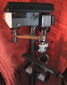 Custom Stand For Bench Top Drill Press Woodworking
