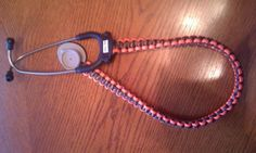 Paracord for Stethoscopes