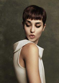 hair trend collections / парикмахерские тренды / стрижки, прически, окрашивания…
