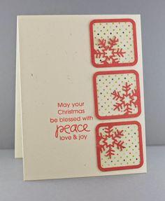 The Mango Boys and Me: Trio of Christmas Cards