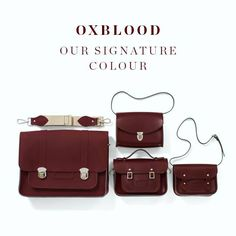 (2) The Cambridge Satchel Company