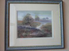 Landschafts-Aquarelle von Ingrid Bingler