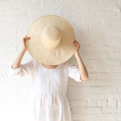 Brookes Boswell Newell Hat Natural