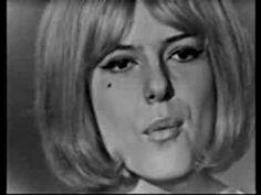 Eurovision 1965 - France Gall - Poupée de cire, poupée de son France Gall, Anna Karina, Brigitte Bardot, Françoise Hardy, Rock N, Luxembourg, No One Loves Me, Samba, Shades Of Grey