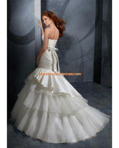 Mori Lee Blu Robe de Mariée - Style 4708