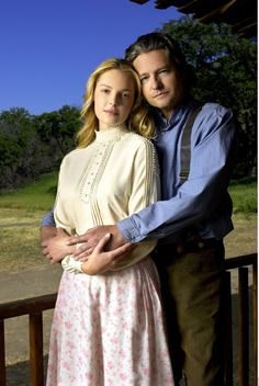 """Dale Midkiff """"Loves Enduring Promise""""...I love the love comes softly series it would be a great gift idea"""