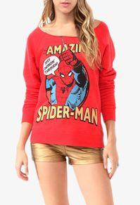 Amazing graphic tee #spiderman #forever21