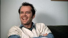McMurphy (Jack Nicholson) One Flew Over the Cuckoo's Nest (1975)