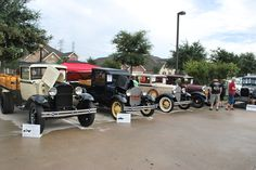 The Towne Lake Car Show attracts auto-lovers from all over Houston.  #CypressTX #CyFairMagazine #NatureFest TheCFEF.org