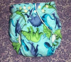 Custom Made Cloth Diaper Dinosaurs by Los by loschiquitos on Etsy, $9.25