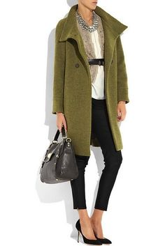 Would love a coat like this....could be a different color too. DC