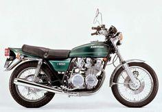 Z 650, 1976-1977