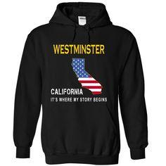 WESTMINSTER - Its Where My Story Begins - T-Shirt, Hoodie, Sweatshirt