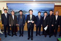 박홍률 시장, 세월호 목포신항만 거치 관련 호소문 발표