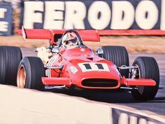 1969 GP Wielkiej Brytanii (Chris Amon) Ferrari 312