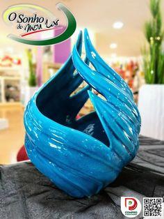 VASO BICOS (cerâmica)