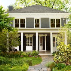 American Revival - traditional - Exterior - Dc Metro - Donald Lococo Architects