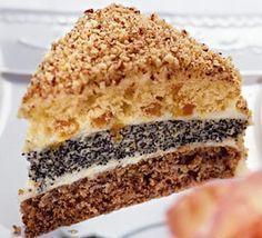 Торт трехслойный/three Layers Cake