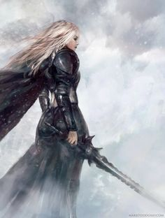 Random Fantasy/RPG artwork I find interesting,(*NOT MINE) from Tolkien to D&D. Fantasy Warrior, Warrior Girl, Warrior Princess, Warrior Queen, Dungeons And Dragons Characters, Fantasy Characters, Fantasy Women, Fantasy Girl, Character Portraits