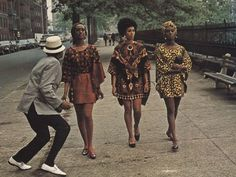 #throwback:Harlem Queens in Cotton Comes to Harlem