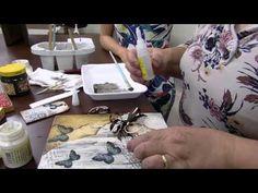 Mulher.com 03/09/2014 - Livro em MDF por Rose Rodrigues - Parte 2 - YouTube
