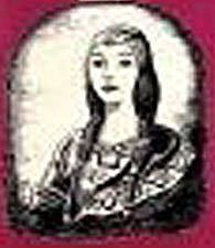 JUDITH OF FRANCE. Second wife of King Aethelwulf and later of his son King Aethelbald.