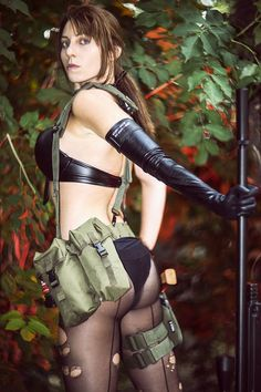 Metal Gear Solid V - Quiet by LadyDaniela89.deviantart.com on @DeviantArt - More at https://pinterest.com/supergirlsart #mgsv #cosplay #girl