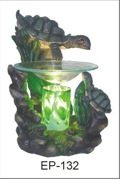 Yankee Candle Turtle Electric Wax Tart Warmer A Little Bit Of This And That Pinterest