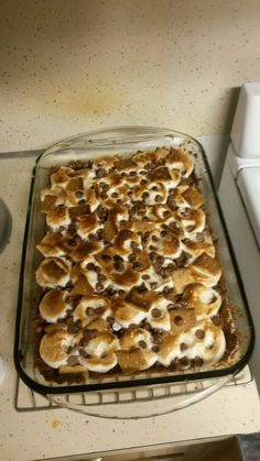 "S'mores Brownies - """" @allthecooks #recipe"
