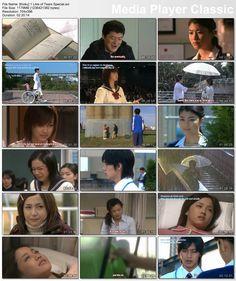 1 litre of tears (japanese), it based on true story. no wonder it is so sad.. T___T