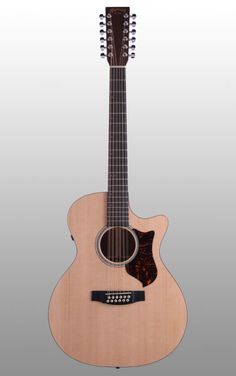 Martin GPC12PA4 Guitar (12 STRING)