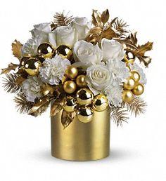 Christmas Flowers Delivery Tisdale SK - Tisdale Florist Ltd.