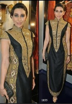 Karishma Kapoor Black suit