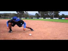 Infield Backhand Drills - YouTube