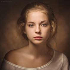 Portrait Photography by Paul Apal'kin | Cuded