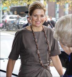 Queen Maxima, Chain, Jewelry, Design, Fashion, Accessories, Moda, Jewlery, Jewerly