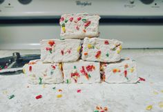 Delicious, handmade gourmet marshmallows  www.themodestmallow.com