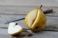 Check out Sliced ripe pears by Mellisandra on Creative Market