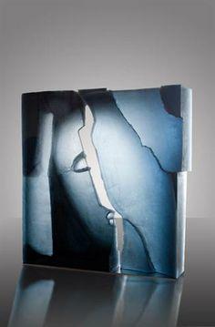 Ann Wolf - Blues Large, 2013