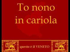 In dialetto veneto. Our version is even shorter, Vecio com el cuc My Memory, Verona, Funny Quotes, Lol, Memories, Sayings, Languages, Venice, Gift