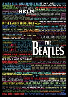 Poster Dos Beatles, Beatles Quotes, Beatles Lyrics, Beatles Love, Les Beatles, Beatles Art, Lyric Quotes, Music Lyrics, Beatles Come Together Lyrics
