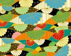 corak jepang – Wonderful World Japanese Textiles, Japanese Patterns, Japanese Prints, Japanese Paper, Japanese Fabric, Vintage Japanese, Motifs Textiles, Textile Patterns, Print Patterns