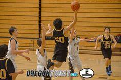 North Bend HS JV Basketball vs Bandon HS