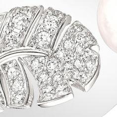 Новая жемчужная коллекция украшений Chanel