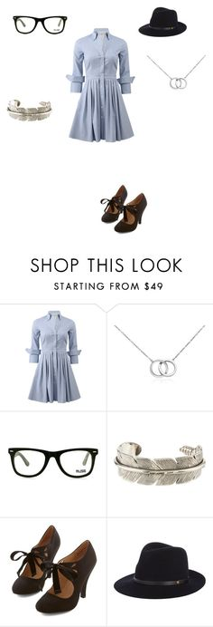 """""""Untitled #251"""" by mrs-flarrow-fangirl ❤ liked on Polyvore featuring Michael Kors, Blue Nile, GlassesUSA, Yves Saint Laurent and rag & bone"""