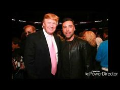 Oscar De La Hoya: Donald Trump Inspired Me To Make Canelo- Khan Fight!! ...