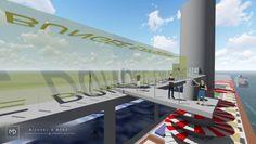 Sky Bridge, Dublin City, Best Interior Design, Marina Bay Sands, Building, Travel, Viajes, Buildings, Destinations