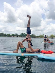 SUP Yoga Photography