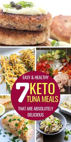 7 Delicious Keto Tuna Recipes to Stay Healthy Fish cakes recipe & content provided by Jordan Pie. Move over, chicken nuggets: Fish cakes make the perfect keto-friendly appetizer or weeknight dinne. Keto Tuna Salad, Healthy Tuna, Ways To Eat Healthy, Healthy Eating, Clean Eating, Stay Healthy, Keto Foods, Keto Recipes, Healthy Recipes