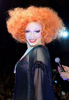 If it isn't Bianca del Rio, I don't want!  I got Jinkx Monsoon! Which Winner Of RuPaul's Drag Race Are You?